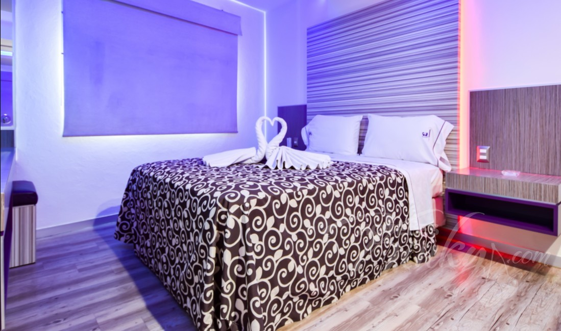 Love Hotel Consulado, Habitacion Sencilla