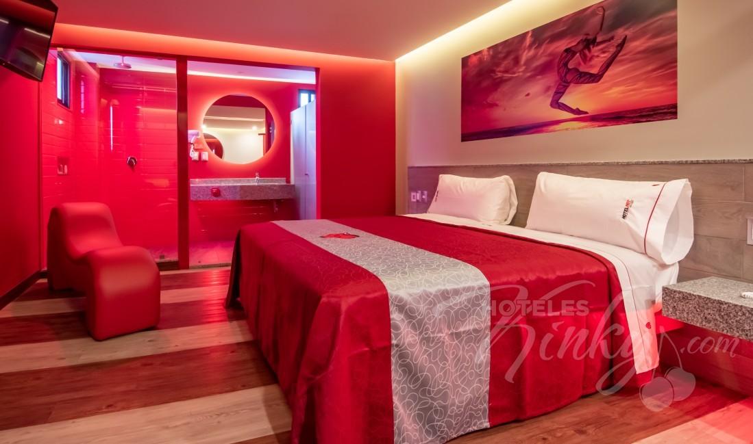 Love Hotel Hot Nayarit , Habitación Torre Master