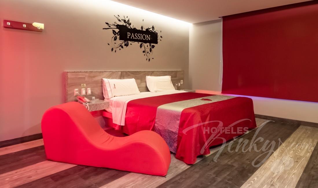 Love Hotel Hot Nayarit , Habitación Villa Standard