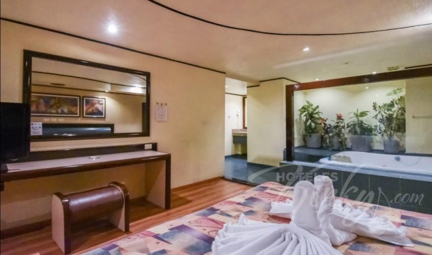 Love Hotel Oslo, Habitacion Junior Suite