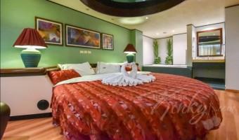 Love Hotel Oslo, Habitación Master Suite