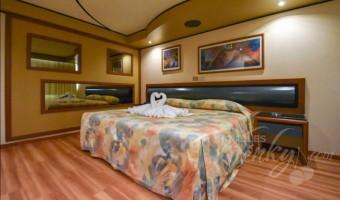 Love Hotel Oslo, Habitación Suite A/C