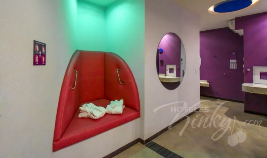 Love Hotel Hotel y Villas Sfera, Habitacion Suite Jacuzzi
