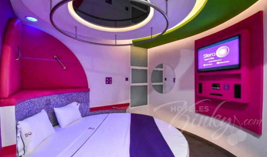 Love Hotel Hotel y Villas Sfera, Habitación Villa Standard
