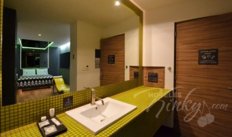 Love Hotel Interlove, Habitacion Suite Doble