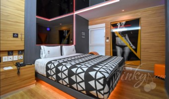 Love Hotel Interlove, Habitacion Suite Sencilla