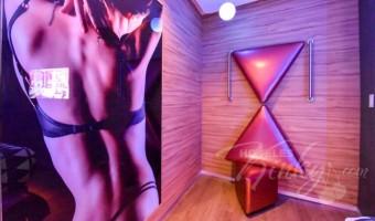 Love Hotel Interlove, Habitacion Villa Jacuzzi