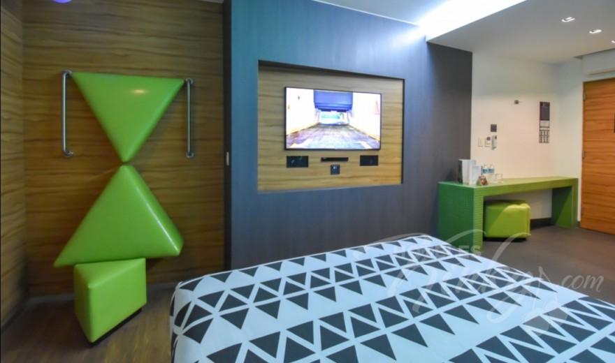 Love Hotel Interlove, Habitacion Villa Sencilla