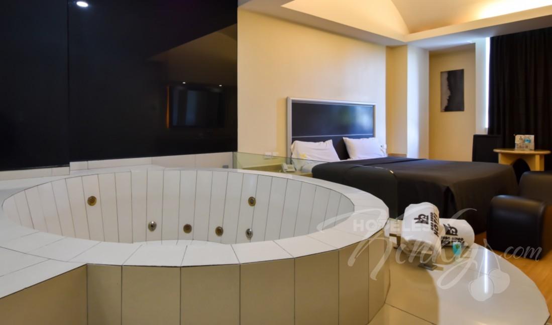 Love Hotel Juan Diego , Habitacion Hotel Jacuzzi