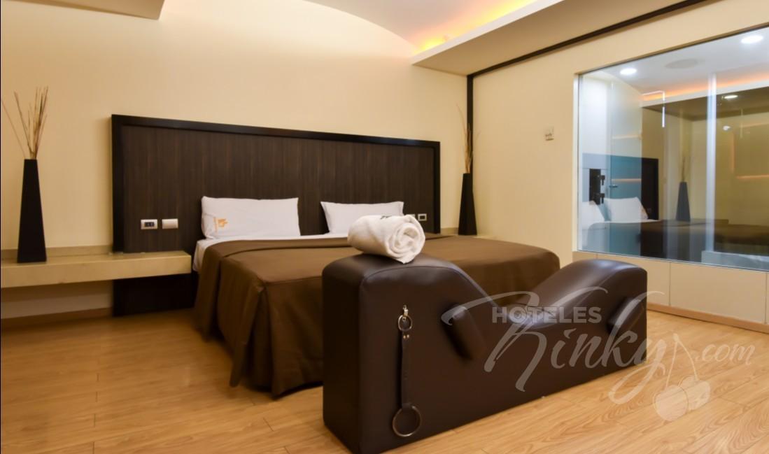 Love Hotel Juan Diego , Habitacion Villa Sauna