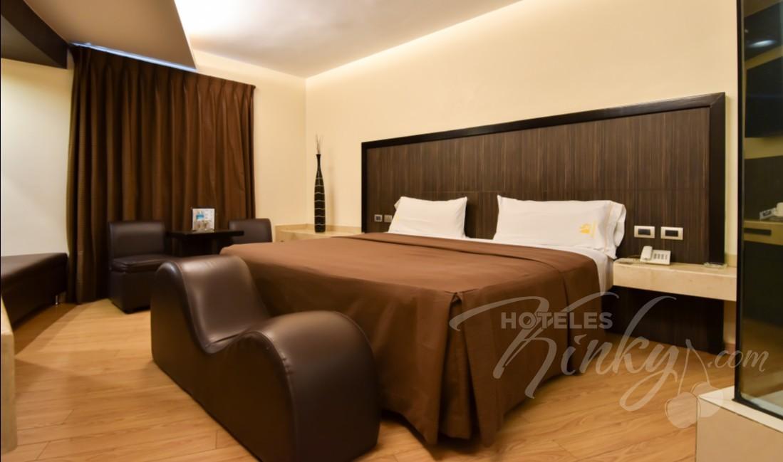Love Hotel Juan Diego , Habitación Villa Sencilla