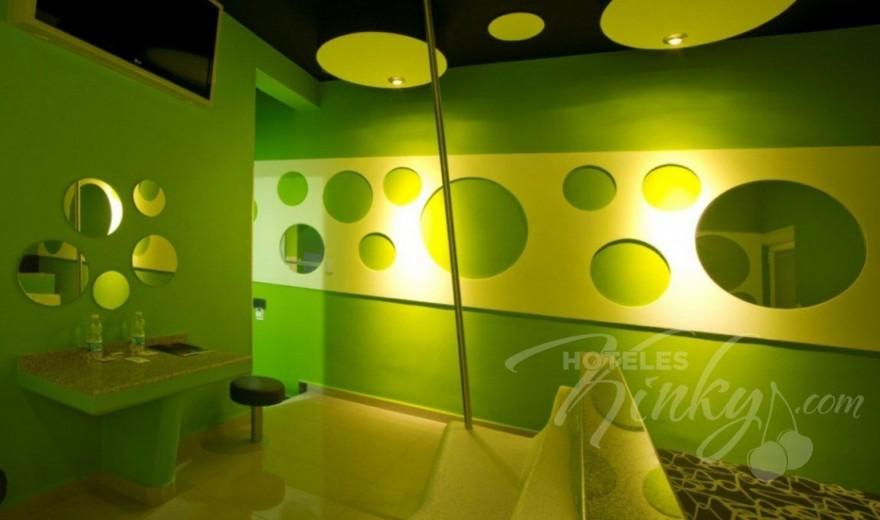 Love Hotel Ke Color, Habitacion Torre Sencilla
