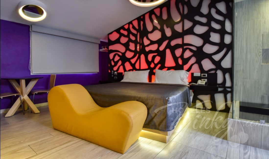 Habitaciòn Jacuzzi del Love Hotel K20