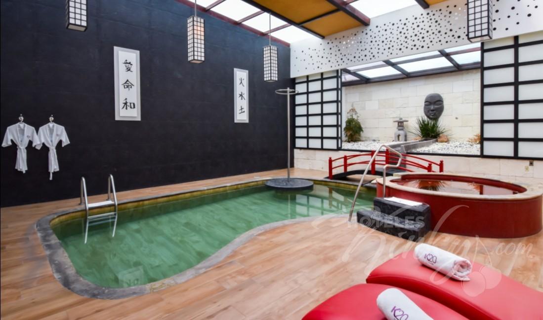 Love Hotel K20, Habitacion Japonesa
