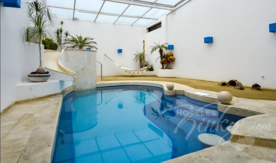 Love Hotel K20, Habitación Playa
