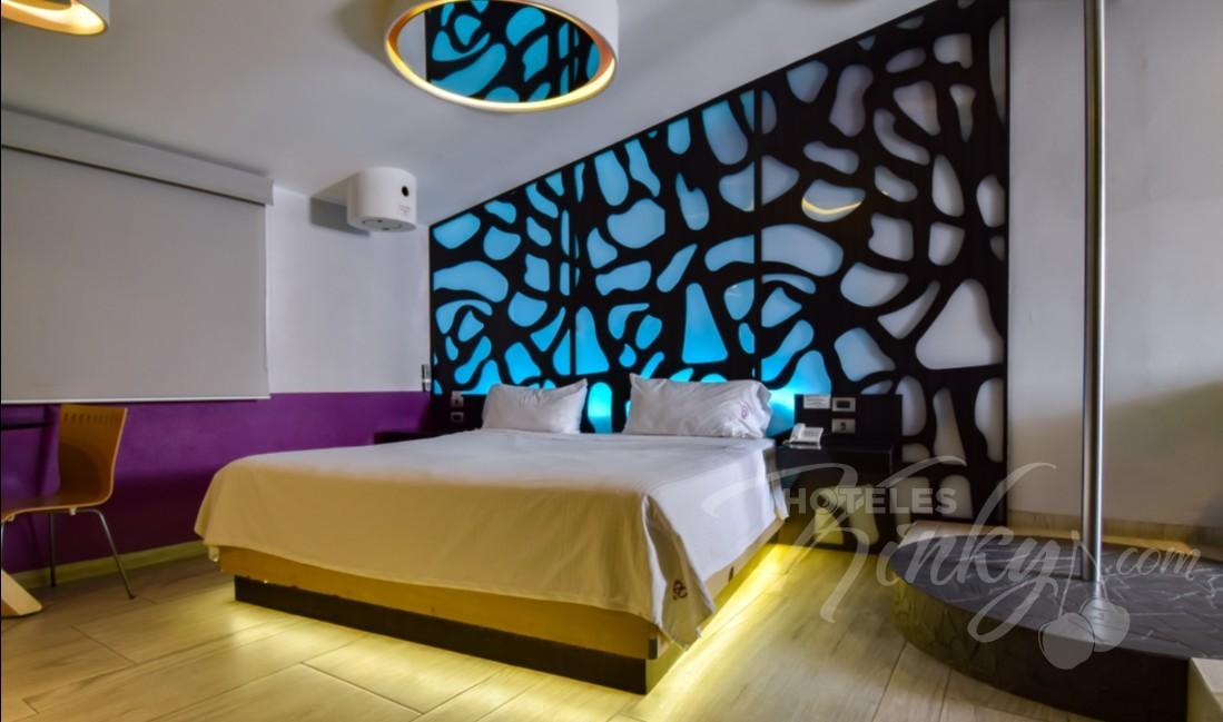 Habitaciòn Sencilla del Love Hotel K20
