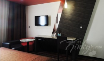 Love Hotel La Moraleja Villas & Suites, Habitacion Torre Normal
