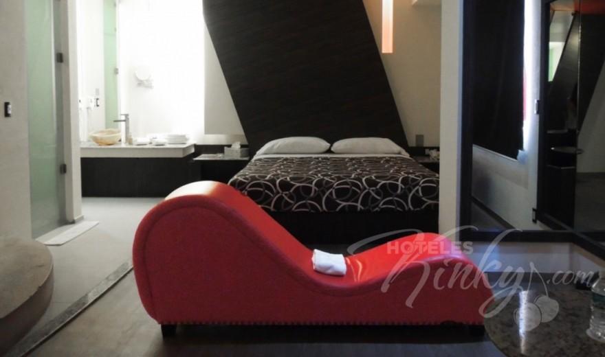 Habitaciòn Villa & Suite del Love Hotel La Moraleja Villas & Suites
