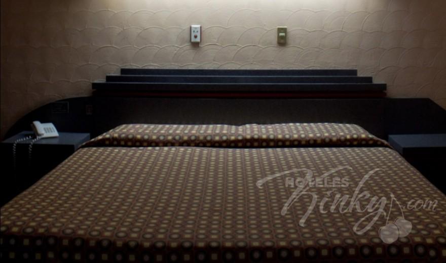Love Hotel La Rosa, Habitacion Jacuzzi