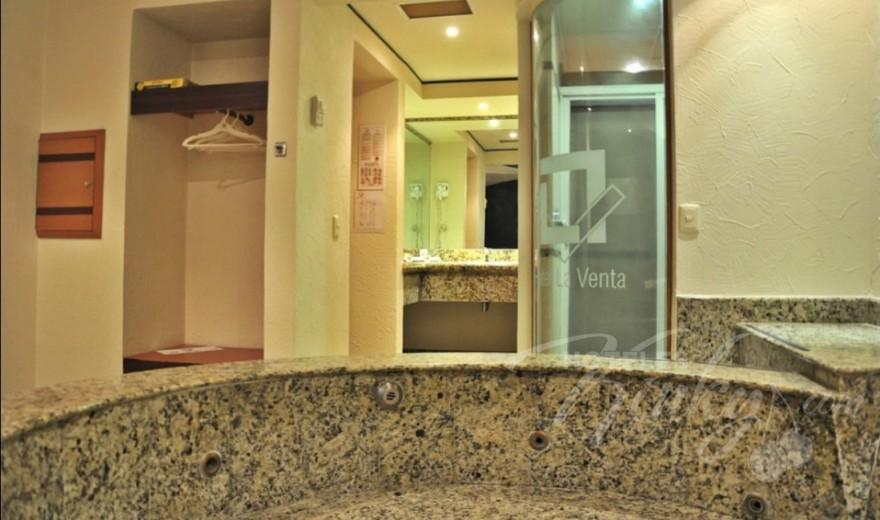 Love Hotel La Venta, Habitacion Hotel Jacuzzi