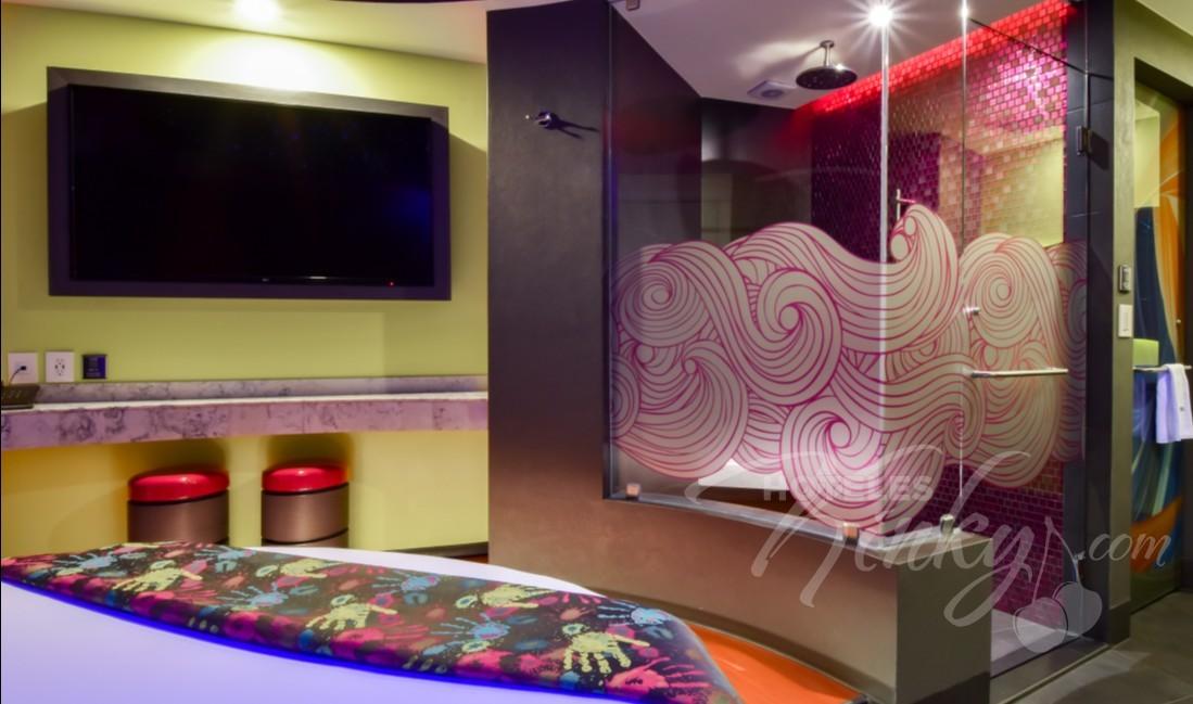 Habitaciòn Love Suite  del Love Hotel Le Rêve