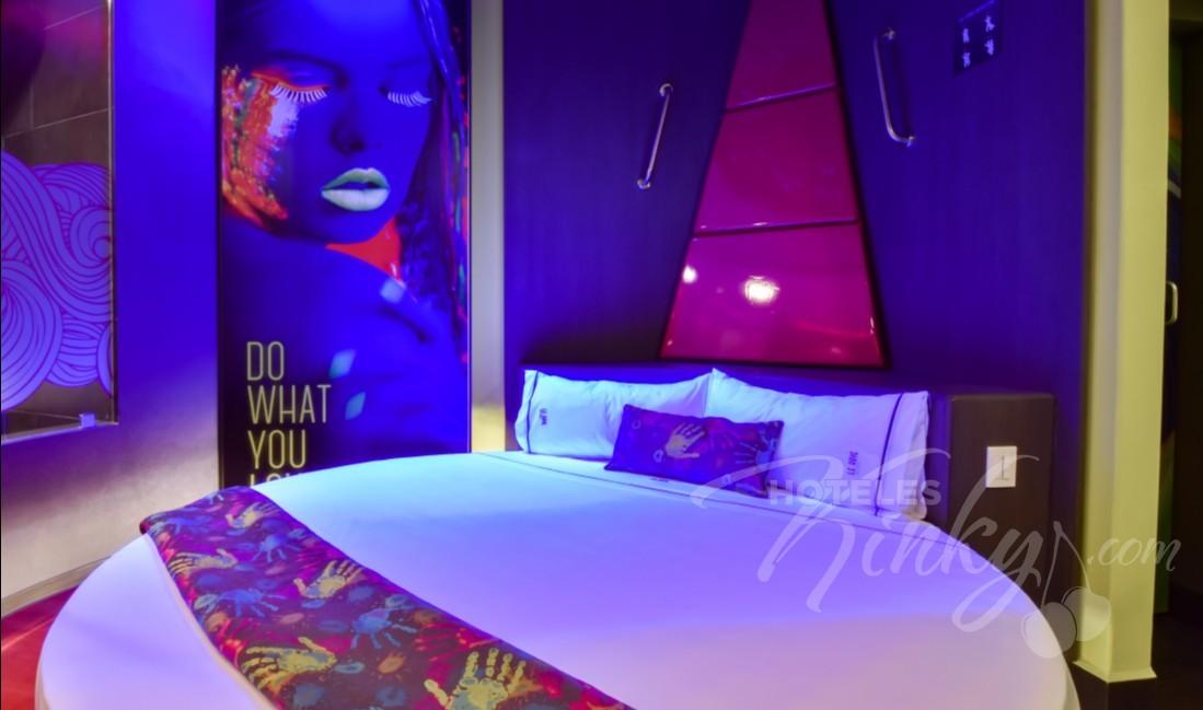 Love Hotel Le Rêve, Habitación Love Villa Jacuzzi