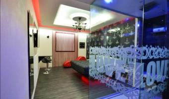 Love Hotel Lomas Love, Habitacion Love Room