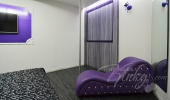 Love Hotel Lomas Love, Habitacion Love Suite Vapor