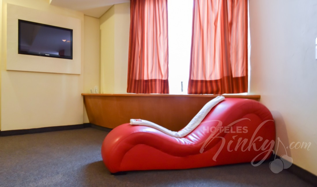 Love Hotel Lua Hotel & Villas, Habitacion Jacuzzi VIP Torre