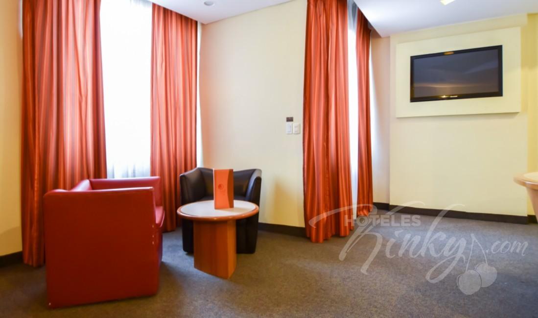 Habitaciòn Junior VIP Torre del Love Hotel Lua Hotel & Villas