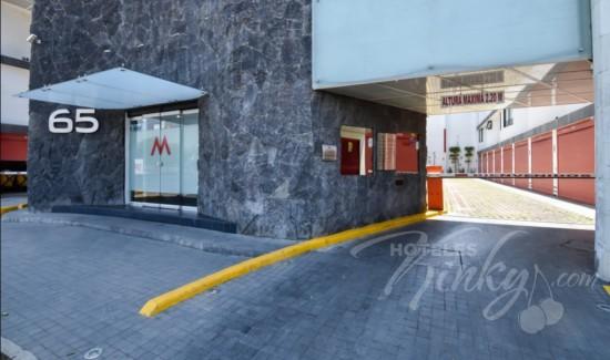 Imagen del Love Hotel M Motel & Suites - Eje 6 Sur