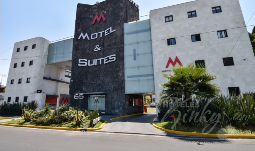 Love Hotel M Motel & Suites - Eje 6 Sur