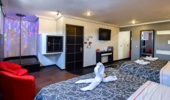 Love Hotel M Motel & Suites - Eje 6 Sur, Habitacion Villa Doble