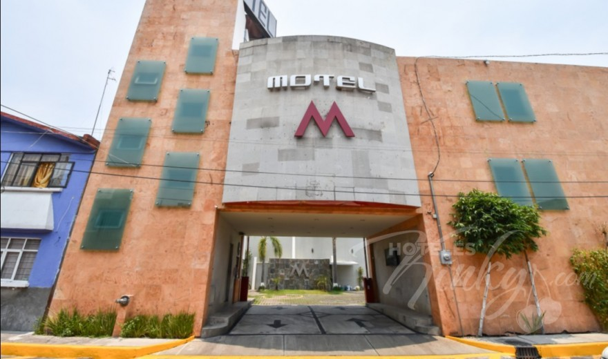 Love Hotel M Motel & Suites - Tláhuac