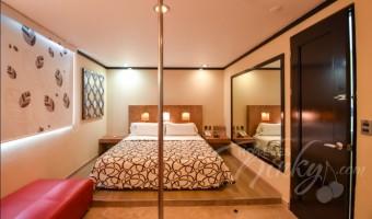 Love Hotel M Motel & Suites - Tláhuac, Habitacion Jacuzzi
