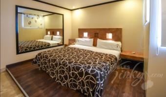Love Hotel M Motel & Suites - Tláhuac, Habitacion Pole Dance