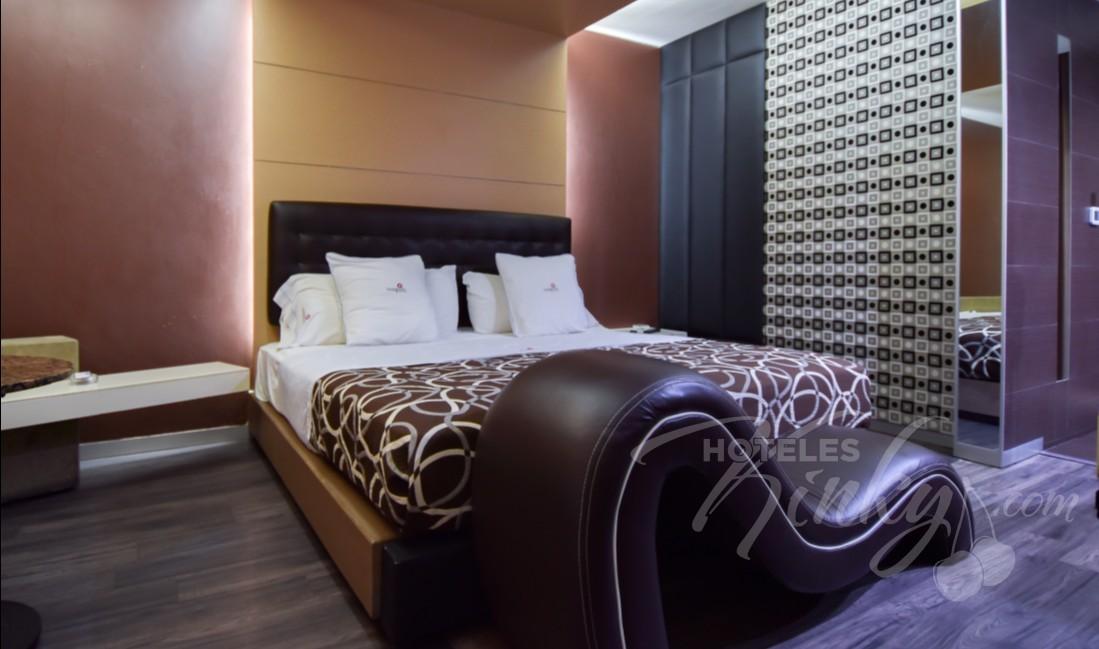 Love Hotel Magnum, Habitación Master Suite