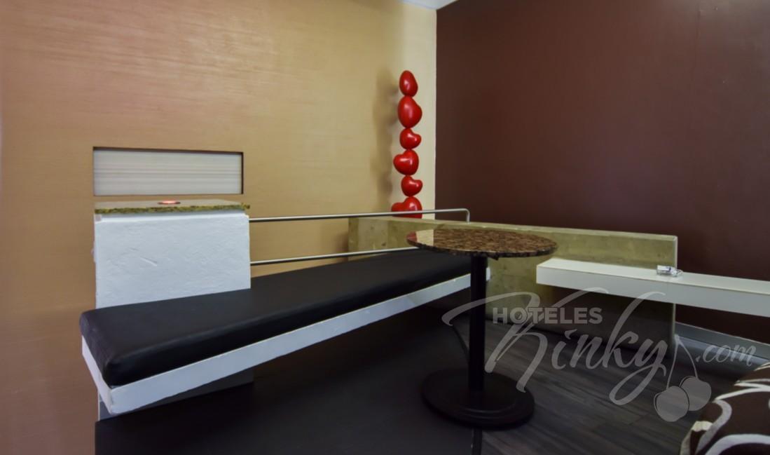 Love Hotel Magnum, Habitacion Master Suite
