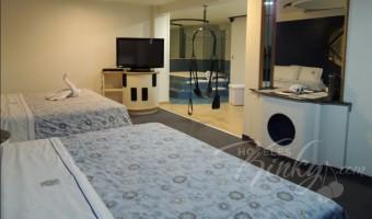 Love Hotel Marqués del Peñón, Habitacion Doble con Jacuzzi