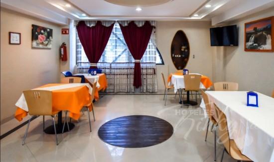 Imagen del Love Hotel Marqués del Peñón