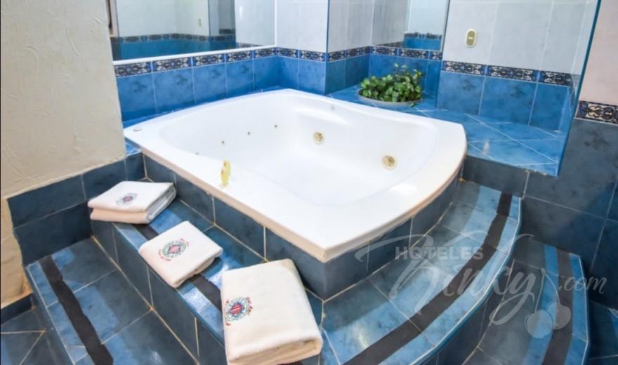 Love Hotel Marqués del Peñón, Habitacion Master Suite Doble