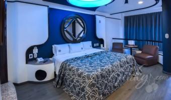 Love Hotel Marqués del Peñón, Habitación Motel Sencilla
