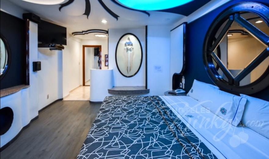 Love Hotel Marqués del Peñón, Habitacion Motel Sencilla