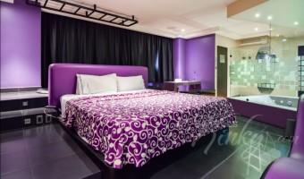 Love Hotel Maxíntimo, Habitacion Villa Jacuzzi
