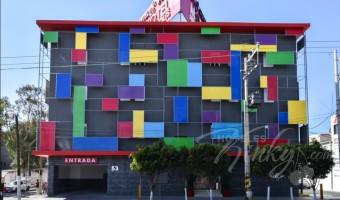 Love Hotel Metrópolis en la Zona Norte de la Ciudad de México