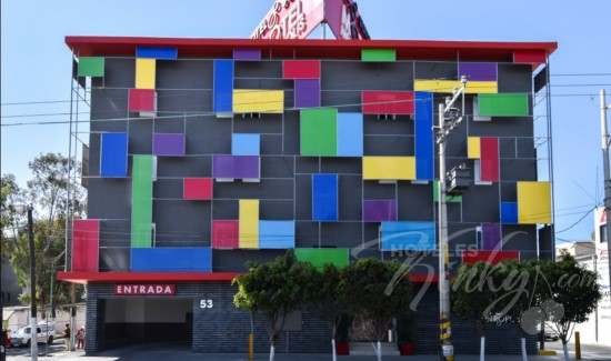 Imagen del Love Hotel Metrópolis