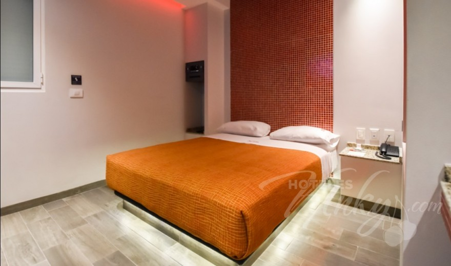 Habitaciòn Suite Standard del Love Hotel Metrópolis