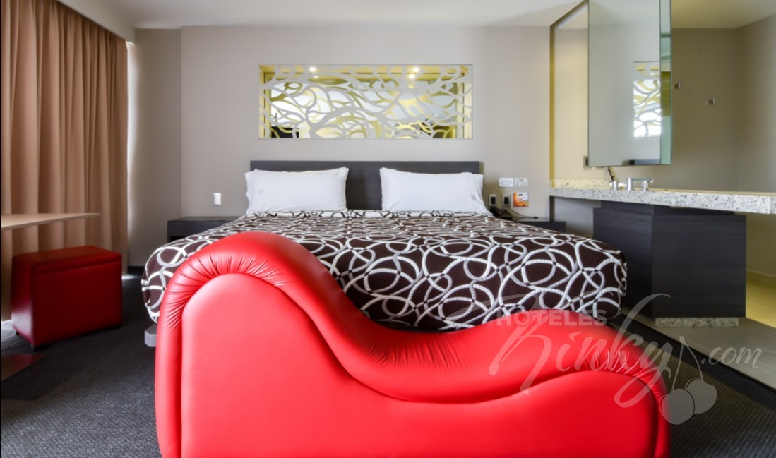 Love Hotel Metropolitan, Habitacion Torre Jacuzzi