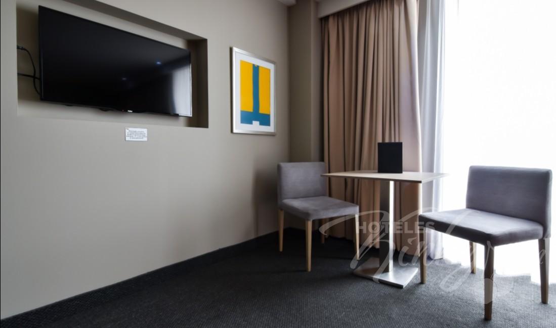 Love Hotel Metropolitan, Habitacion Torre Sencilla
