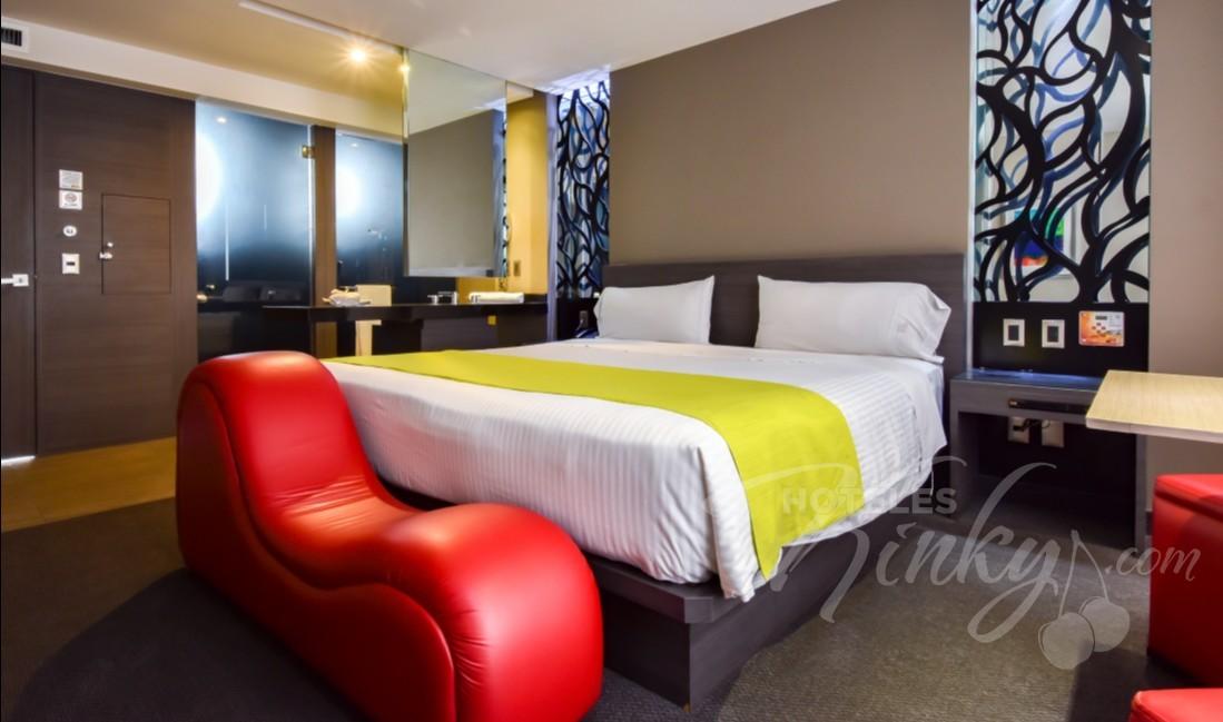 Love Hotel Metropolitan, Habitacion Villa Sencilla